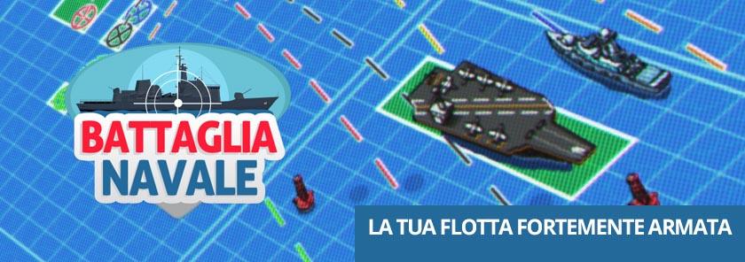 Battaglia navale gioco online