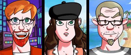 Giochi online clubdelgioco for Crea il tuo avatar arreda le tue stanze